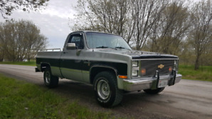 1984 Chevrolet C10 Shortbox
