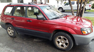 2003 Subaru Forester Hatchback
