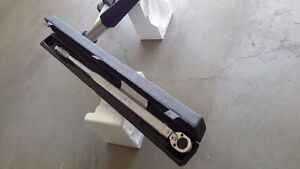 Torque Wrench - Reduced