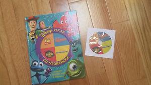 Disney, Pixar CD Storybook