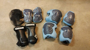 Knee/elbow/wrist pads size small