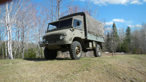 Military truck Unimog for sale