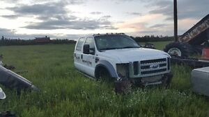 2008 Ford F-550 diesel for parts