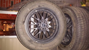17in rims for sale