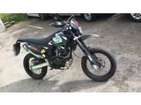 Swap for another 125cc