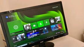 Acer 23 inch monitor 1080p 60hz