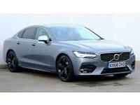 2018 Volvo S90 2.0 D5 PowerPulse R DESIGN 4dr AWD Geartronic Auto Saloon diesel