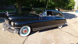 1948 Packard Custom 8 Club Sedan