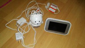 Bassinet, Vtech Video Monitor & Wipe Warmer FORSALE