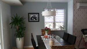 6-8 place dining table