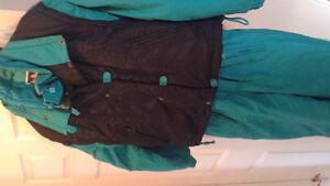 Ladies one piece Snow Suit with unattached vest Kingston Kingston Area image 1