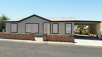 GREAT BUY!! 3 Bedroom, 2 bath Manufactured Home Priced to SELL