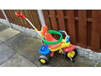 Used tricycle