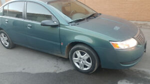 2007 Saturn Ion Automatic 98k  3000 Certified included
