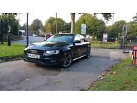 Audi A4 2.0TDI ( 143ps ) 2013MY Black Edition