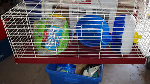 Rodent Cage.