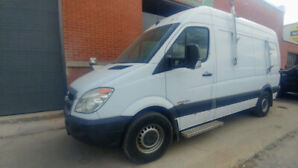 "2007  Sprinter 2500 144"" HIGH roof 3.0l diesel"