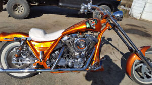Harley pour collectionneur
