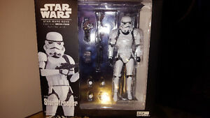Kaiyodo Star Wars Revo (Revoltech)  No. 002 Stormtrooper Figure London Ontario image 1