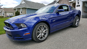 2014 Mustang GT - only 10,000 km!