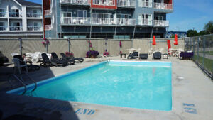 Gimli Beach Condos #2 - Gimli's best location!