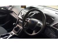 2013 Ford C-MAX 1.6 TDCi Titanium with Conveni Manual Diesel Estate