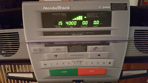 Nordic Track C2000 folding treadmill Cambridge Kitchener Area image 5
