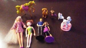 My busy book - Barbie