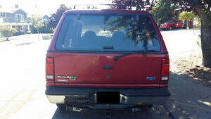 1993 Ford Explorer SUV, Crossover