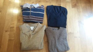 Sweaters - Large
