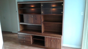 Wall unit / Storage / Rangement