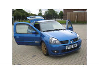 MUST SEE. Clio Sport 2.0 16v Cup 172 Edition only £750