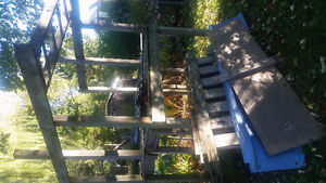 Jungle gym/ Play structure