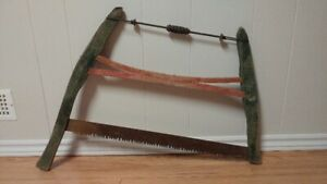 Antique Hand Saw