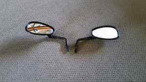 New Victory motorcycle mirrors