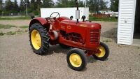Massey Harris 102jr standard