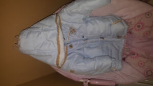 Kushies snow suit size 12 months