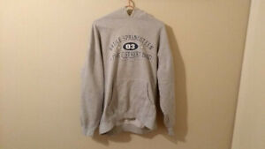 BRUCE SPRINGSTEEN & THE E STREET BAND OFFICIAL TOUR HOODIE