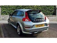 2012 Volvo C30 2.0 R DESIGN 3dr Coupe with EC Manual Petrol Coupe
