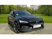 2019 Volvo V60 DIESEL SPORTSWAGON 2.0 D4 (190) Cross Country Plus 5dr AWD Auto E