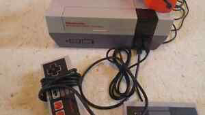 Nes with 11 games. Great xmas present! Stratford Kitchener Area image 2