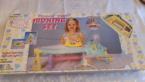 Table Top Ironing Set