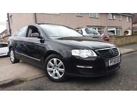 2007 56 VOLKSWAGEN PASSAT 2.0 TDI SE.FANTASTIC VALUE FOR MONEY,GREAT MPG.MOT2017