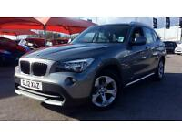 2012 BMW X1 xDrive 20d SE 5dr Step Automatic Diesel Estate