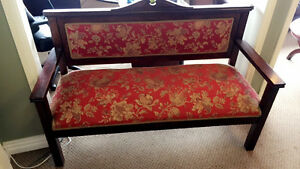 Vintage/Antgue couch chasise lounge