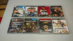 PlayStation 3 games PS3 $5 each Kitchener / Waterloo Kitchener Area image 1