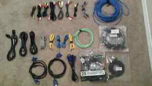 Assortment of Cables