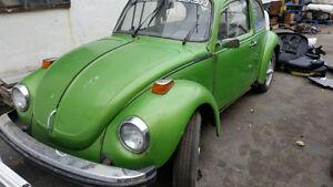 Coccinelle 1975/Super Beetle Fuel Injection