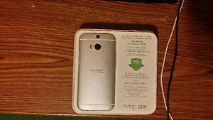 HTC One M8  32Gb. Unlocked.Very nice condition $250 OBO.