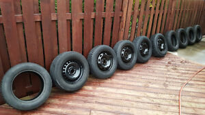 Tires and rims for Wolksvagen Windsor Region Ontario image 2